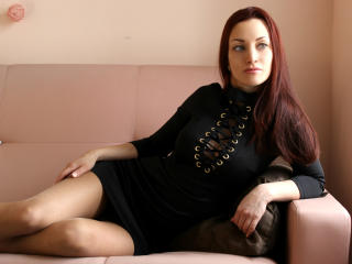 Photo de profil sexy du modèle AlexaStevens, pour un live show webcam très hot !