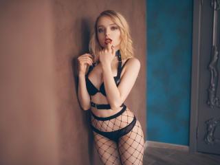 Velmi sexy fotografie sexy profilu modelky FabianaMoon pro live show s webovou kamerou!