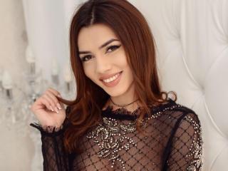 Foto de perfil sexi, da modelo GlloryLyzzy, para um live show webcam muito quente!