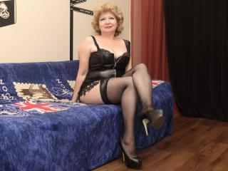 Picture of the sexy profile of MilfyMature, for a very hot webcam live show !
