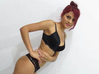 Picture of the sexy profile of Navneth, for a very hot webcam live show !