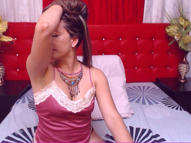 Picture of the sexy profile of HotLuzyana, for a very hot webcam live show !