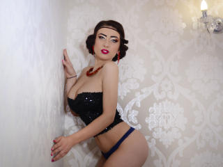 PurpleChaos webcam striptease
