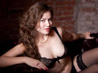 Velmi sexy fotografie sexy profilu modelky AlexiSweeTs pro live show s webovou kamerou!