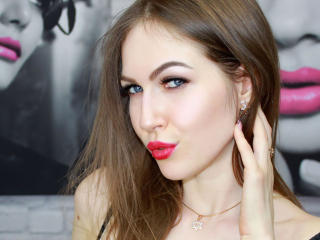 Picture of the sexy profile of AnaBeLove, for a very hot webcam live show !