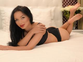 Model AndaNeily'in seksi profil resmi, çok ateşli bir canlı webcam yayını sizi bekliyor!