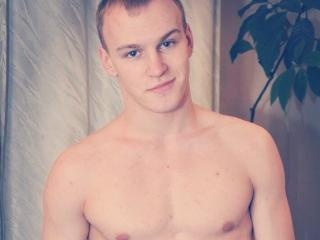 Picture of the sexy profile of AndrewHotBoy, for a very hot webcam live show !
