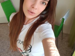 Hình ảnh đại diện sexy của người mẫu AnnaFiree để phục vụ một show webcam trực tuyến vô cùng nóng bỏng!