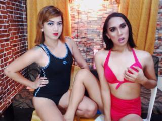 Фото секси-профайла модели AsianCummerTS, веб-камера которой снимает очень горячие шоу в режиме реального времени!