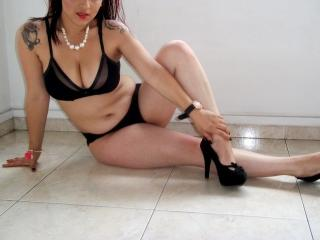 Picture of the sexy profile of BetyLaura, for a very hot webcam live show !