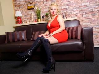 Hình ảnh đại diện sexy của người mẫu Calliopy để phục vụ một show webcam trực tuyến vô cùng nóng bỏng!