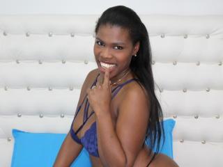 Velmi sexy fotografie sexy profilu modelky ChantalSpicy pro live show s webovou kamerou!