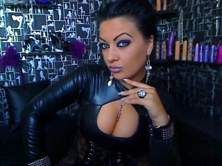 Hình ảnh đại diện sexy của người mẫu DevilMind để phục vụ một show webcam trực tuyến vô cùng nóng bỏng!