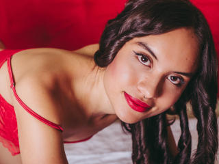 Photo de profil sexy du modèle EimyLee, pour un live show webcam très hot !