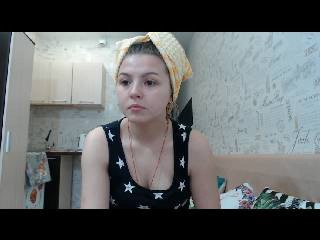 Foto de perfil sexi, da modelo EvalLove, para um live show webcam muito quente!