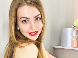 Foto de perfil sexy de la modelo FallenAngelK, ¡disfruta de un show webcam muy caliente!