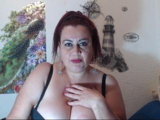 תמונת פרופיל סקסית של FatFetish למופע חי מאוד סקסי!