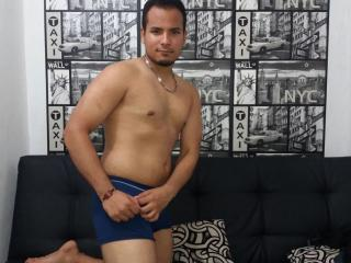 Picture of the sexy profile of GeremyLatinBoyLA, for a very hot webcam live show !