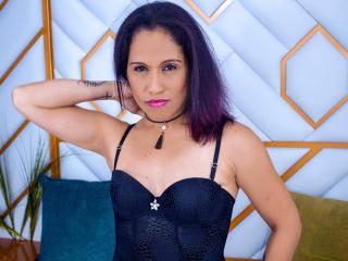 Hình ảnh đại diện sexy của người mẫu GuiselleFox để phục vụ một show webcam trực tuyến vô cùng nóng bỏng!