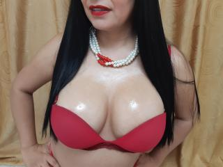 Photo de profil sexy du modèle HannaBoobsX, pour un live show webcam très hot !