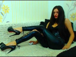 Picture of the sexy profile of HappyAngelTs, for a very hot webcam live show !