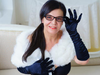Sexet profilfoto af model HotMatureDesire, til meget hot live show webcam!