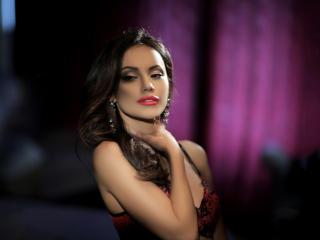 Poza sexy de profil a modelului IreneCurtiz, pentru un intens show webcam live !