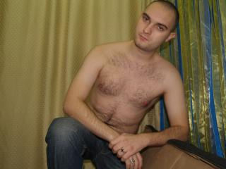 Picture of the sexy profile of JasonHudson, for a very hot webcam live show !