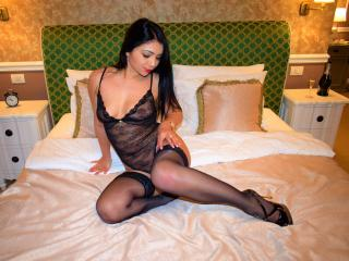 Photo de profil sexy du modèle JessicaFoxx, pour un live show webcam très hot !