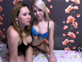 Picture of the sexy profile of KatyAndKorina, for a very hot webcam live show !
