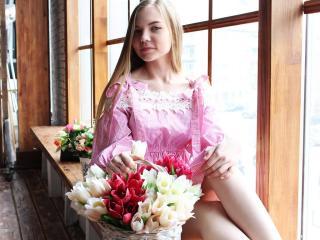 Hình ảnh đại diện sexy của người mẫu KellyCruze để phục vụ một show webcam trực tuyến vô cùng nóng bỏng!