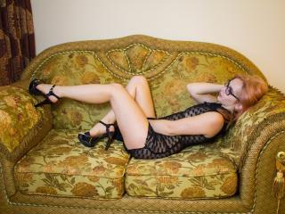 Hình ảnh đại diện sexy của người mẫu LellyaXHot để phục vụ một show webcam trực tuyến vô cùng nóng bỏng!