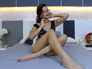 Photo de profil sexy du modèle LisaAnnX, pour un live show webcam très hot !