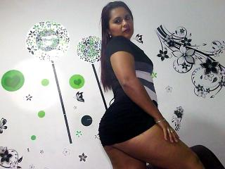Photo de profil sexy du modèle LizethEnjoy, pour un live show webcam très hot !