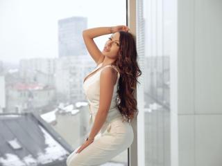 Velmi sexy fotografie sexy profilu modelky LovableSarahX pro live show s webovou kamerou!