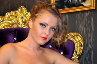 Picture of the sexy profile of LuanaSexy, for a very hot webcam live show !