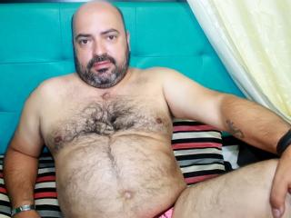 Picture of the sexy profile of LucianoFerreira, for a very hot webcam live show !