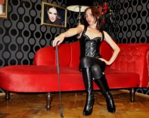 Picture of the sexy profile of MaitresseCleo, for a very hot webcam live show !