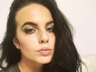 Foto de perfil sexi, da modelo MeKathia, para um live show webcam muito quente!