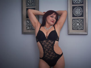 Photo de profil sexy du modèle MilfAnalX, pour un live show webcam très hot !