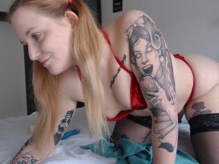 Hình ảnh đại diện sexy của người mẫu MissJuicyHot để phục vụ một show webcam trực tuyến vô cùng nóng bỏng!