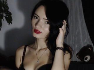 Hình ảnh đại diện sexy của người mẫu MissVanesa để phục vụ một show webcam trực tuyến vô cùng nóng bỏng!