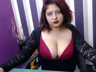 Poza sexy de profil a modelului MistressAda, pentru un intens show webcam live !