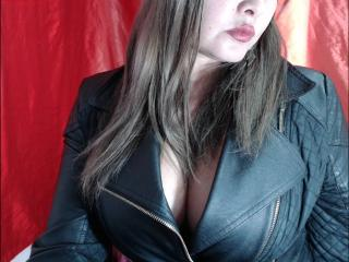 Picture of the sexy profile of MistressXiommyX, for a very hot webcam live show !