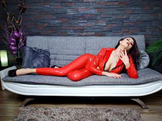 Hình ảnh đại diện sexy của người mẫu NadineXHot để phục vụ một show webcam trực tuyến vô cùng nóng bỏng!