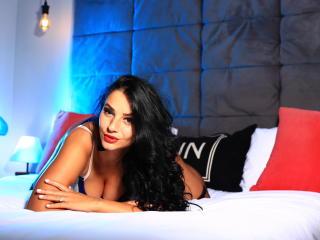 Velmi sexy fotografie sexy profilu modelky NastyliciousX pro live show s webovou kamerou!