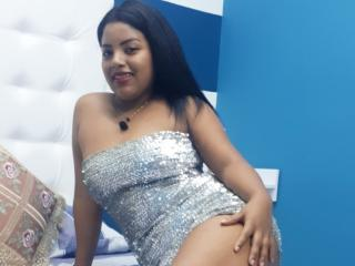 Sexet profilfoto af model NatalyAfleck, til meget hot live show webcam!