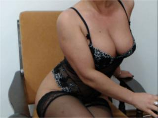 Picture of the sexy profile of Okssanna, for a very hot webcam live show !