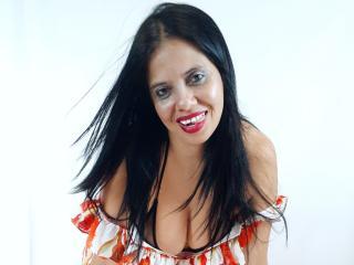 Hình ảnh đại diện sexy của người mẫu OlivaFoxy để phục vụ một show webcam trực tuyến vô cùng nóng bỏng!