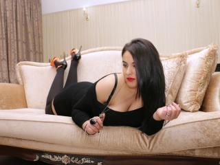 Picture of the sexy profile of PlaisirLora, for a very hot webcam live show !